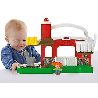 Fisher-Price Little People Hay Stackin' Stable