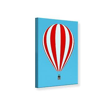 Canvas Print Ballon Ride