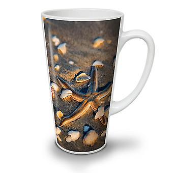 Meeresufer Foto Natur neue weißer Tee Kaffee Keramik Latte Becher 17 oz   Wellcoda