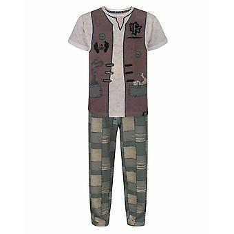 The BFG Childrens/Boys Official Costume Pyjama Set