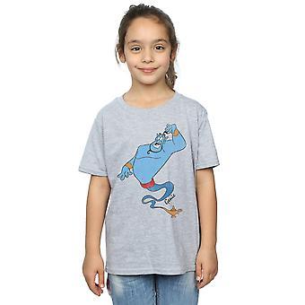 Disney Girls Aladdin Classic Genie T-Shirt