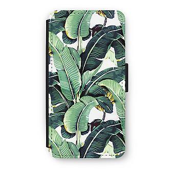 Huawei Ascend P10 Flip Case - hojas de plátano