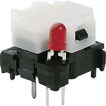Pushbutton 28 V 0.1 A 1 x Off/(On) Marquardt 6425.