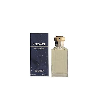 Versace The Dreamer Eau De Toilette Vapo 100ml Mens New Perfume Spray