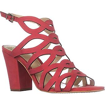 Vince Camuto Norla Strappy Slingback Sandals - King Crab