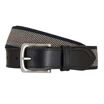 Cinture di Timberland cinture elasticizzato cintura Blau 6772