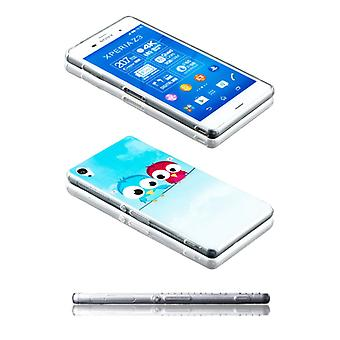 Silikoncase motif 26 0.3 mm ultra thin case for Huawei P8 Lite Pocket cover