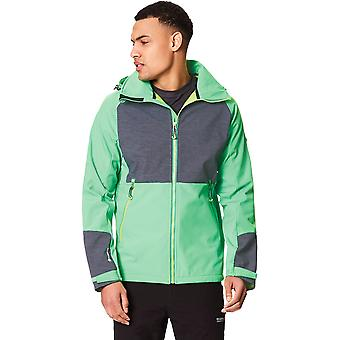 Regatta Mens Hewitts IV Technical Water Repellent Softshell Jacket