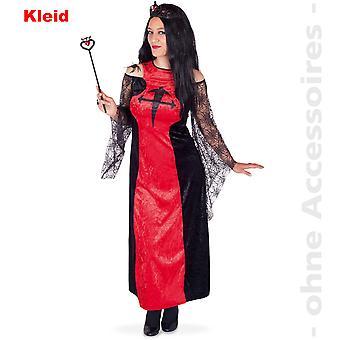 Signorina costume Devil ladies horror demon Halloween ladies costume