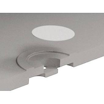 Pressure compensation piece White Bopla DAE-D11 5 pc(s)