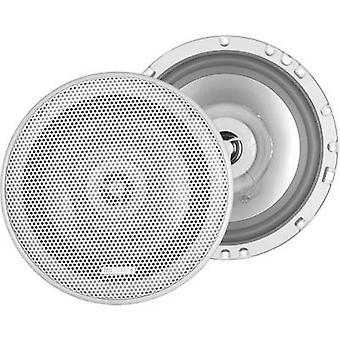 MB Quart ASC116 2 way coaxial flush mount speaker kit 160 W