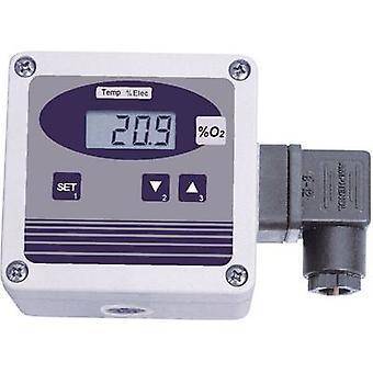 Greisinger Oxy 3690 Oxygen detector 0 - 100 % External sensor, Oxygen sensor, Thermometer