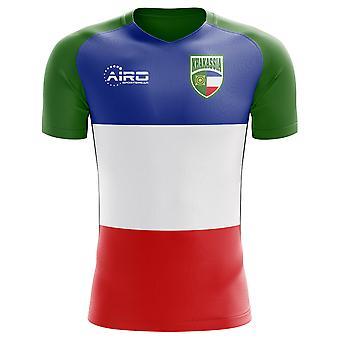 2018-2019 Khakassia Home Concept Football Shirt