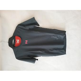 Under Armour Herren Kompressionsshirt CoolSwitch kurzärmlig