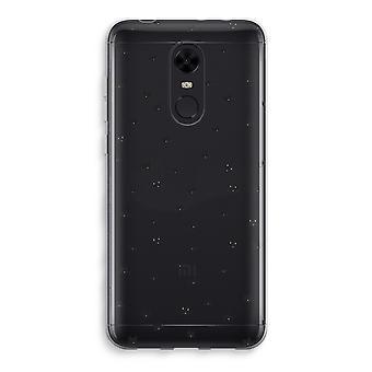 Xiaomi Redmi 5 Transparent Case (Soft) - Little cats