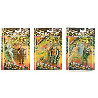Jurassic Clash Dino Hunter Assortment