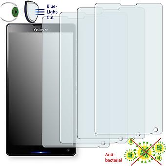 Sony Xperia L35a display protector - Disagu ClearScreen protector