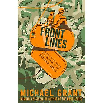 Front Lines by Michael Grant - 9781405273824 Book