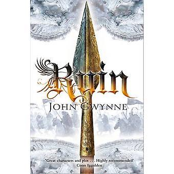 Ruin (vigtigste marked Red.) af John Gwynne - 9781447259640 bog