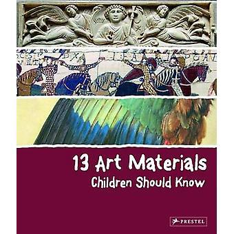 Art 13 matériaux enfants devraient savoir par Narcisa Marchioro - 97837913