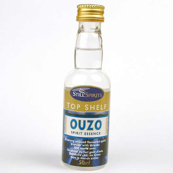 Top Shelf Spirituosen - Ouzo