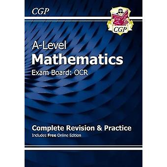 New A-Level Maths for OCR - Year 1 & 2 Complete Revision & Practice wi