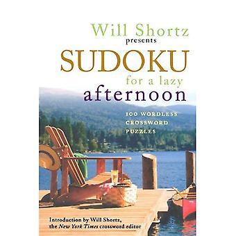 Will Shortz präsentiert Sudoku für einen entspannten Nachmittag