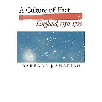 Uma cultura de fato: Inglaterra, 1550-1720