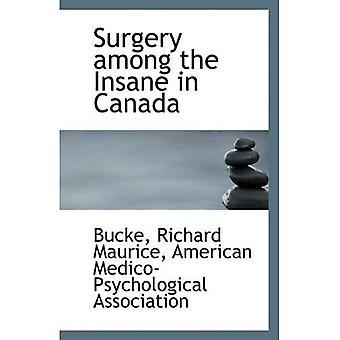 Cirugía entre los dementes en Canadá