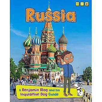 Rússia: Um Blog de Benjamin e seu curioso cão guia (Leia-Me!: guias do país, com Benjamin Blog e sua curiosa...