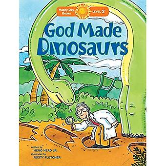 God Made Dinosaurs PB (Happy Day)