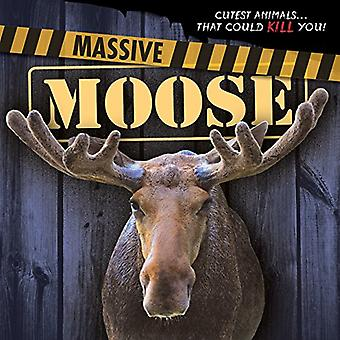 Massive Moose (Cutest Animals...That Could Kill You!)