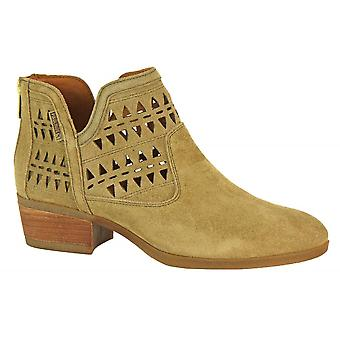 Pikolinos Suede Ankle Boot - W1u-8753so