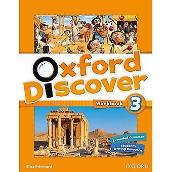 Descubra Oxford: 3: pasta de trabalho