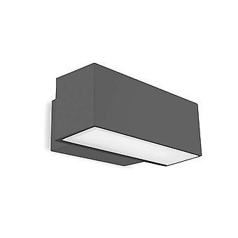Afrodita Large Outdoor LED Wall Up Down Light - Leds-C4 05-9878-Z5-CL