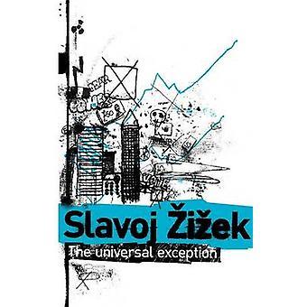 Den universelle undtagelse af Zizek & Slavoj