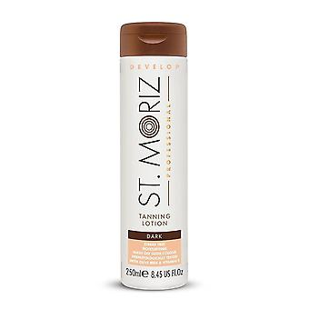 St Moriz profesional curtido Mousse ~ oscuro