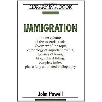 Immigration (Library in a Book)