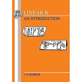 Linearschrift B Werkeinführung von Hooker & J.