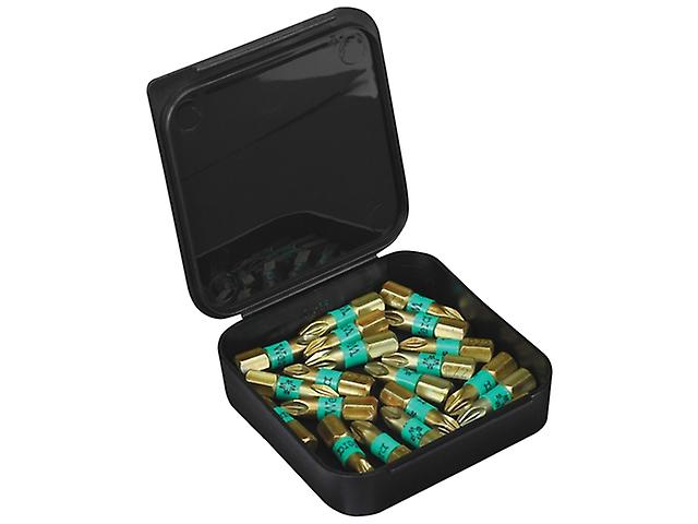 Wera 855/1 BTH BiTorsion Pozidriv PZ3 Insert Bit Extra Hard 25mm Pack 10