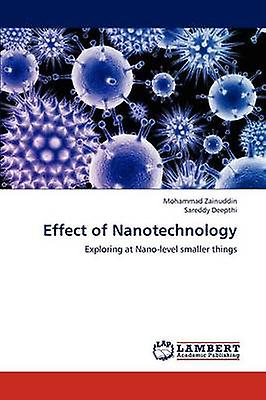 Effect of Nanotechnology by Zainuddin & Mohammad