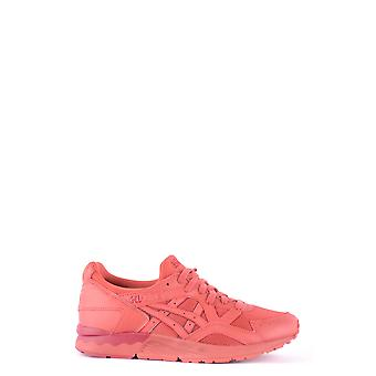 ASICS rot Stoff Sneakers