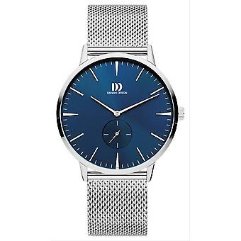 Danese design Tidlos Akilia secondo orologio-argento