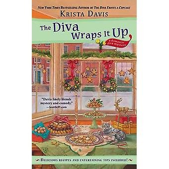 The Diva Wraps It Up by Krista Davis - 9780425258149 Book