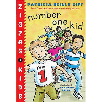 Number One Kid by Patricia Reilly Giff - Alasdair Bright - 9780553494