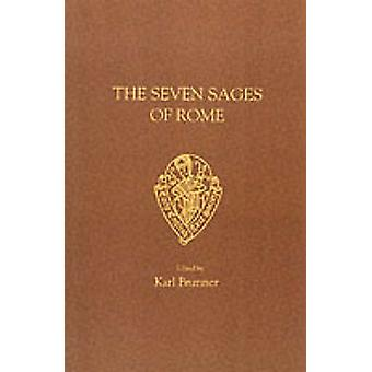 The Seven Sages of Rome (New edition) by Karl Brunner - 9780859916912