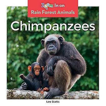 Chimpanzees by Leo Statts - 9781680791938 Book