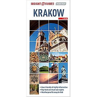 Insight Guides Flexi Map Krakow by Insight Guides - 9781786719317 Book