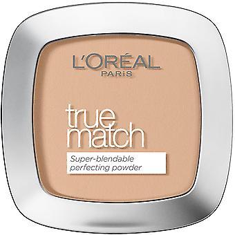 Loreal True Match Pulver 1D/1W Golden Elfenbein