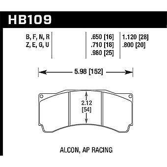 Hawk Performance HB109Z.710 PC